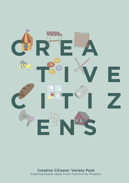 Creative Citizens' Variety Pack: Introductory material
