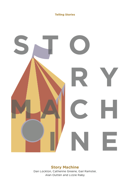 Story Machine at The Mill