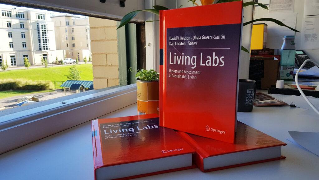 Living Labs, edited by David Keyson, Olivia Guerra-Santin, and Dan Lockton